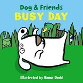 Dog & Friends Busy Day