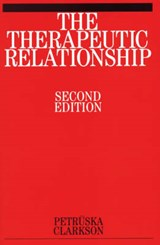 The Therapeutic Relationship | Petruska Clarkson |