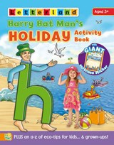 Harry Hat Man's Holiday Activity Book | Sarah Hawkin |