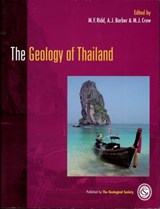 The Geology of Thailand | auteur onbekend |