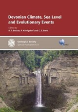 Devonian Climate, Sea Level and Evolutionary Events |  |