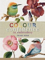 Colour Confidence in Embroidery | Trish Burr |