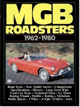 Mg Mgb Roadsters 1962-80 | R. M. Clarke |