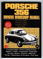 Porsche 356 Owners Workshop Manual 1957-1965 | Trade Trade |