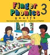 Finger Phonics book