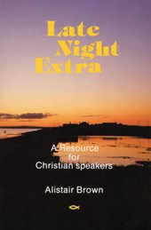 Late Night Extra | Alistair Brown |