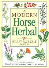 A Modern Horse Herbal | Hilary Page Self |
