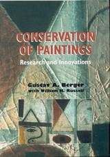 Conservation of Paintings | Berger, Gustav A.; Russell, William H. |