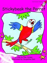 Stickybeak the Parrot | Pam Holden |