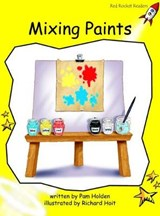 Mixing Paints | Pam Holden |