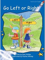 Go Left or Right | Pam Holden |