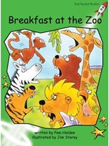 Breakfast at the Zoo | Pam Holden |