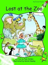 Lost at the Zoo | Pam Holden |