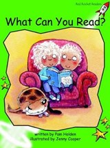 What Can You Read? | Pam Holden |