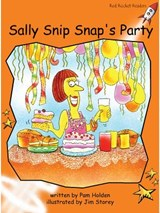 Sally Snip Snap's Party | Pam Holden |