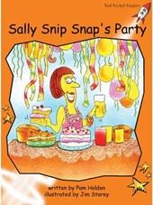 Sally Snip Snap's Party
