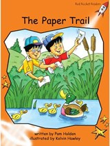 The Paper Trail | Pam Holden |