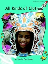 All Kinds of Clothes | Pam Holden |