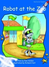 Robot at the Zoo | Pam Holden |