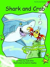 Shark and Crab | Julie Ellis |