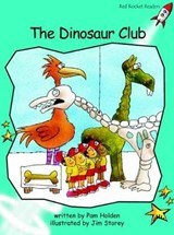 The Dinosaur Club | Pam Holden |