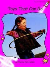Toys That Can Go | Pam Holden |