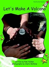Let's Make a Volcano | Pam Holden |