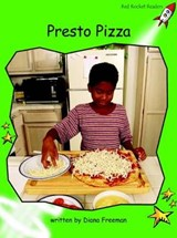 Presto Pizza | Diana Freeman |