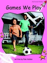 Games We Play | Pam Holden |
