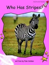 Who Has Stripes? | Pam Holden |