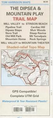 Dipsea-Mountain Play Trail Map