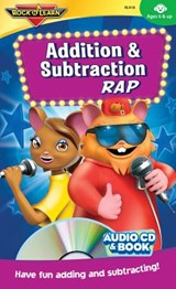 Addition & Subtraction Rap [With Paperback Book] | auteur onbekend |