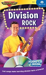 Division Rock [With Book(s)] | Rock N Learn |