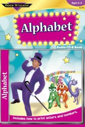 Alphabet [With Book(s)] [With CD]