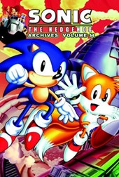 Sonic the Hedgehog Archives | Sonic Scribes |
