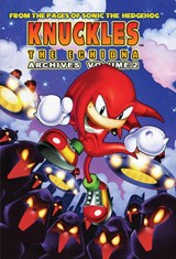 Knuckles the Echidna Archives | Ian Flynn |