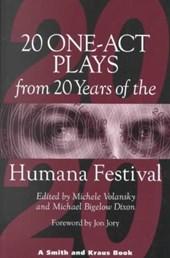 Twenty One-Act Plays from Twenty Years of the Humana Festival