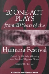 Twenty One-Act Plays from Twenty Years of the Humana Festival | auteur onbekend |