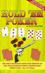 Hold 'Em Poker | David Sklansky |
