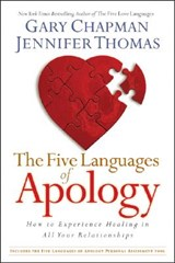 The Five Languages of Apology | Gary Chapman |