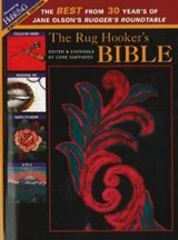 The Rug Hooker's Bible | auteur onbekend |