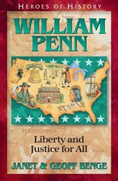 William Penn Gentle Founder of a New Colony