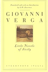 Little Novels of Sicily | Verga, Giovanni ; Lawrence, D. H. |