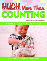 Much More Than Counting | Sally Moomaw |