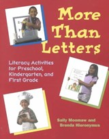 More Than Letters | Sally Moomaw |