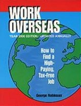 Work Overseas | George L. Robinson |