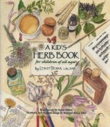A Kid's Herb Book | Lesley Tierra |