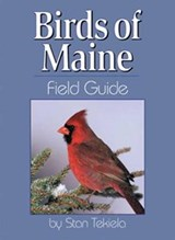 Birds of Maine Field Guide | Stan Tekiela |