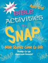 Bible Activities in a Snap | Barbara Rodgers |