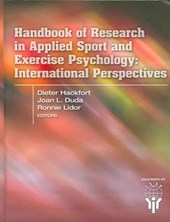 Handbook of Research in Applied Sport and Exercise Psycholog
